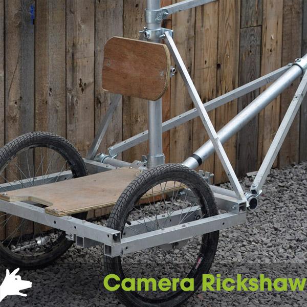 FrameDogs Camera Rickshaw Bristol