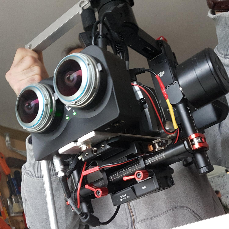 Zcam K1 PRO VR180 Motion Cam